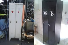 Locker, szafa metalowa