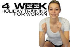 TRAINwithUS //// 15 min. Circuit Training is a Powerful and FULL BODY Workout that follow you during your all training. It counts your time, help you to burn Fat, follow you during your all movement, and advice you about different exercise. 4 week Holiday Training, helps you to ramp up your Metabolism, to remove your fat from the belly, to stimulate your body to build lean muscle.