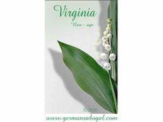 Virginia los colores del amor Virginia, Amor, Colors
