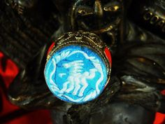 King Sila Djinni of the Universal Portal Ring - TRAVEL ANYWHERE YOU WISH