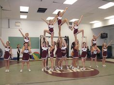 Cool Cheer Stunts   Posted by Swannanoa 4H Center at 11:39 AM