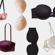 I Found the Best Strapless Bras for Big Boobs