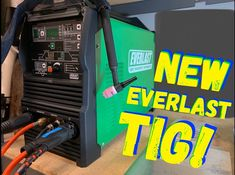Get the Best TIG Welder equipment and reusable consumable parts at affordable prices from Everlast Welders. They offer the multi-function TIG Welder which produces perfect, precise welds and can be smoothly applied for exotic metals. Everlast Welders, Best Tig Welder, Welding Consumables, Tig Torch, Work Productivity, Welding Equipment, Multifunctional, Metals, Robot