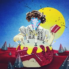 the incredible surreal artwork of Luke Mitchell Stoddart Robson