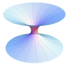MIT physicist finds the creation of entanglement simultaneously gives rise to a wormhole. Theoretical Physics, Quantum Physics, Stephen Hawking, Quantum Entanglement, A Wrinkle In Time, String Theory, Quantum Mechanics, Space Time, Black Holes