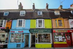 Brighton: My Favorite Quirky Little City in England: Young Adventuress