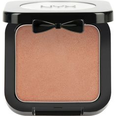 Nyx Cosmetics High Definition Blush (£4.92) ❤ liked on Polyvore featuring beauty products, makeup, cheek makeup, blush, nyx blush and nyx