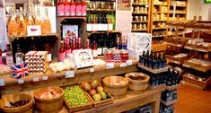 A Devonshire shop that sells everything needed for a picnic