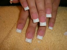 Perfect French tip