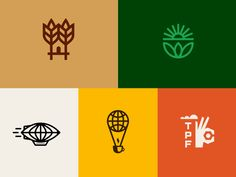 Super happy to have some logos we made in the studio with @Francisco Cunha selected for the new LogoLounge 9 book.