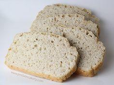 Protein Oat Bread
