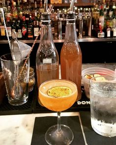 One of the best cocktails I had on the trip. Had an orange flavor and tequila as the base. Whipped up by the resident bartender Bryan.  #cocktails #greatcocktails #eatanddrink #tampaflorida #tampabay #edisonfoodanddrinklab