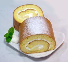 《米粉レシピ》大地のロールケーキ:画像