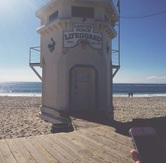 Perfect day in Laguna beach