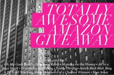 Enter to win a $750 Amazon Gift Card