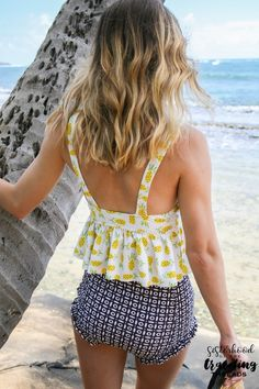 Kortni Jeane Swimsuit--- Kauai, Hawaii