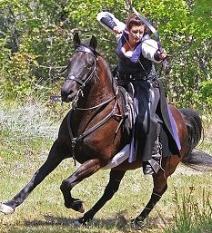 Roberta Beene, Rogue Mounted Archery, Horseback Archer, Photo by Carla Resh Archery Poses, Mounted Archery, Classic Equine, Traditional Archery, Horse World, Le Far West, Action Poses, Drawing Challenge, Horseback Riding