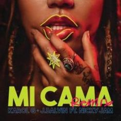 Mi Cama - Remix, a song by Karol G, J Balvin, Nicky Jam on Spotify Music Like, Music Is Life, New Music, Best Songs, Love Songs, G Song, Perfect Music, Hip Hop Albums, Song Artists