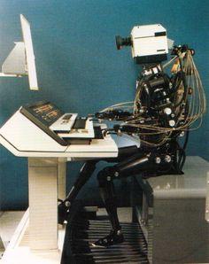 Vintage Cyberpunk