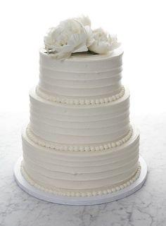 Classic Wedding Cake - My wedding ideas