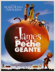 JAMES ET LA PECHE GEANTE