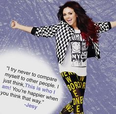 Jesy Nelson quote