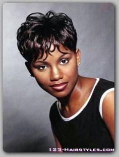 Miraculous Black Natural Hairstyles African American Black Short Hairstyles Short Hairstyles For Black Women Fulllsitofus