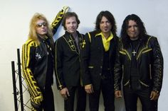 Stryper M3 2012 Rock Festival 5th row VIP