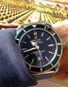 Breitling Superocean Heritage LE