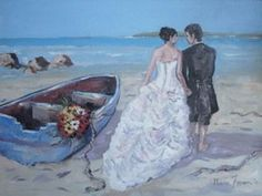 """Wedding at Paternoster"""