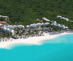 All-inclusive honeymoon packages under $2,000: Sandos Caracol Eco Resort & Spa in Riviera Maya, Mexico