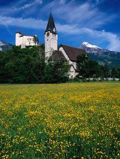 Balzers, Liechtenstein