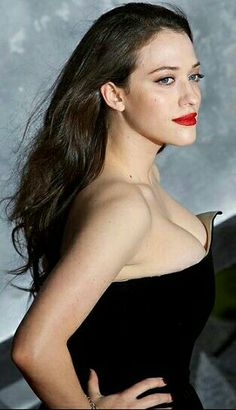 A cannonballs profile of those luscious Kat Dennings tits I'd love to suck on so much!! ❤❤❤