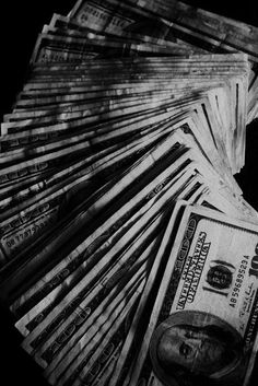 money comes to me doing what I love