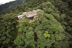 Dream holidays: National Geographic's Unique Lodges of the World - Mashpi Lodge, Ecuador