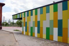 La Charca School by  a3gm   Architecture