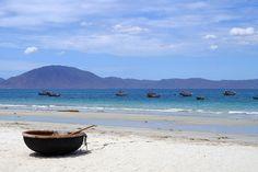 Nha Trang beach, Vietnam.
