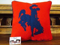 Jackson Hole #Needlepoint Pillow