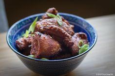 mochiko chicken via Focus:Snap:Eat blog