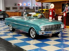 1963 Ford Falcon....had a 1963 Falcon, but unfortunately it didn't look like this. Bought the wrong car.