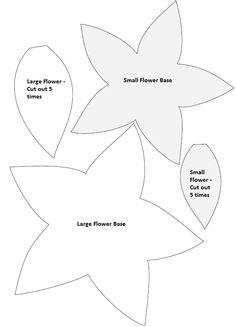 Diy Felt Poinsettias Xmas Crafts Felt Flowers Holiday