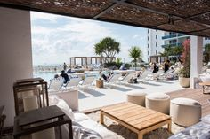 Touring the Completed, Eco-Crazy, 1 Hotel South Beach - Sleeping Around - Curbed Miami