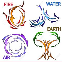 Elements Tattoos | My next one will be FIRE