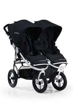 The Stroller I want.  Too bad it's only compatible with one car seat when you need to use it for 2 car seats.