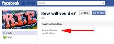 Why you should NOT install 'Fun & Entertaining' Facebook Applications