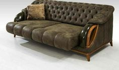 Tufted Sofa, Chesterfield Sofa, Tropical Furniture, Nice Furniture, Home Theater Seating, Lord, Couch, Living Room, Dresses