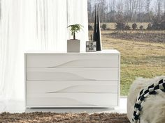 Cabina armadio Bianco 500/L Flow - Cenedese