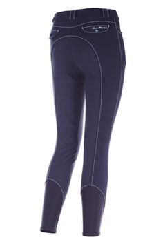 The Dakota breeches are truly unique, as Sarm Hippique is the first company in the world to use Schoeller's new Microfiber with grip. The performance and feel of the Dakota are more than enough to revolutionize the way equestrians view full seat breeches. Schoeller's innovative grip microfiber is the perfect way to obtain the contact you desire in the saddle, without the bulk of leather. http://www.galleriamorusso.com/product/sarm-hippique-dakota-full-grip-breeches/
