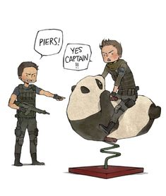 RE 6!! I wish you could ride the panda since you can slide down the slide!!!