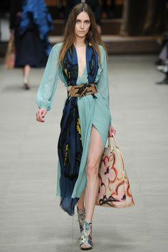 Burberry Prorsum | Fall 2014 Ready-to-Wear Collection |
